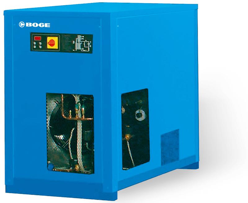 BOGE Kälte-Drucklufttrockner DS 2- 240